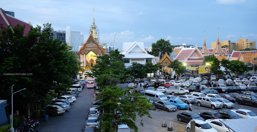 Thai Buddhist Temple in BKK